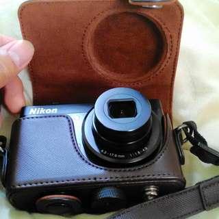 Nikon P300大光圈夜拍機