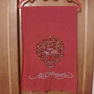 Ed Hardy 圍巾