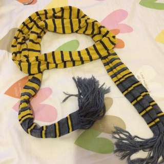 蜜蜂感圍巾
