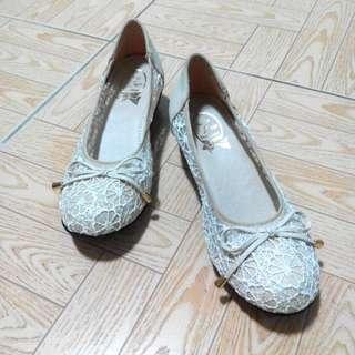 蕾絲 女鞋 淑女 氣質