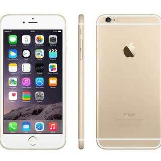 Bnib Iphone 6 Gold 16gb