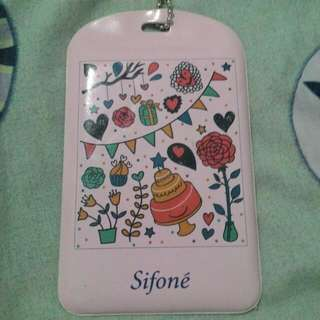 (贈)Sifone卡套
