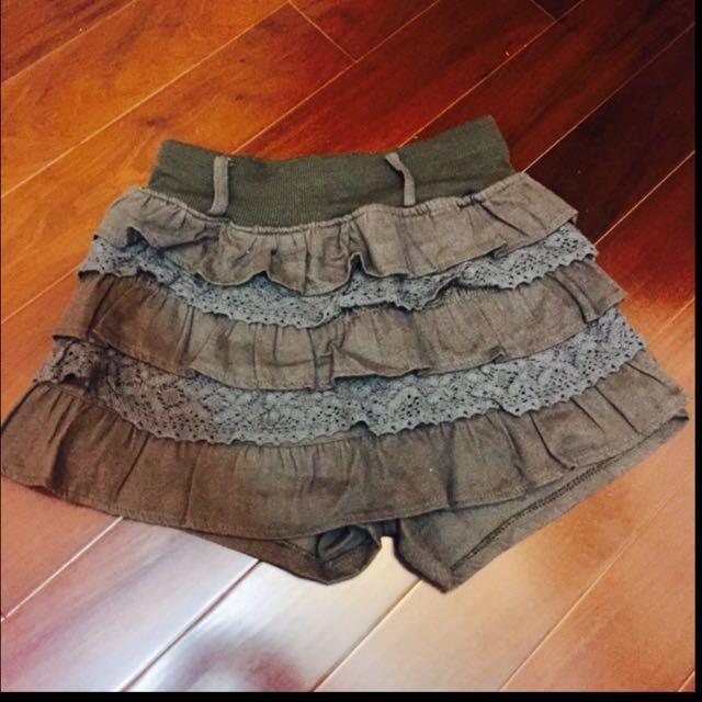 秋冬褲裙(棉)