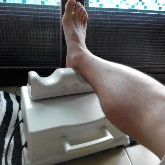 小腿搖擺機[運動健康器材、瘦、循環、健身]