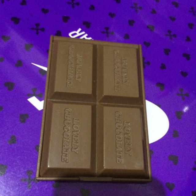 二手巧克力造型鏡子