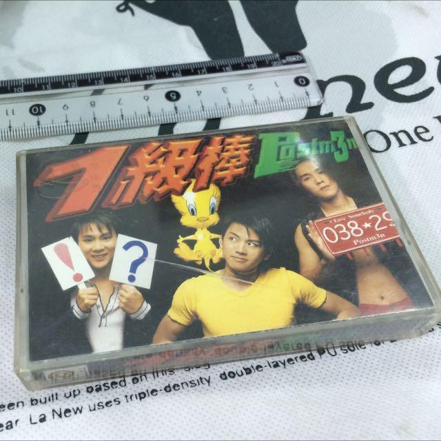 王仁甫 5566 ㄧ級棒 錄音帶