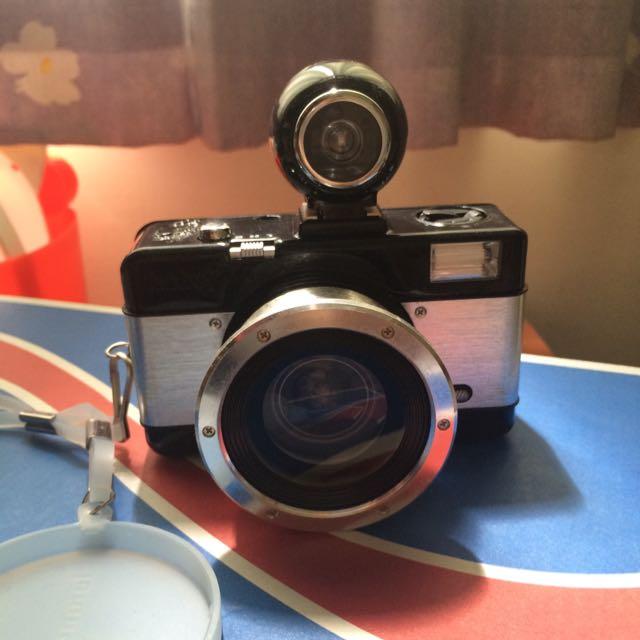 Fisheye2 魚眼相機