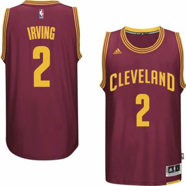 Kyrie Irving 2015 騎士隊一般客場球衣