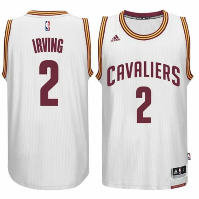 Kyrie Irving 2015 騎士隊一般主場球衣