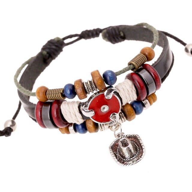 Pure Leather Bracelets