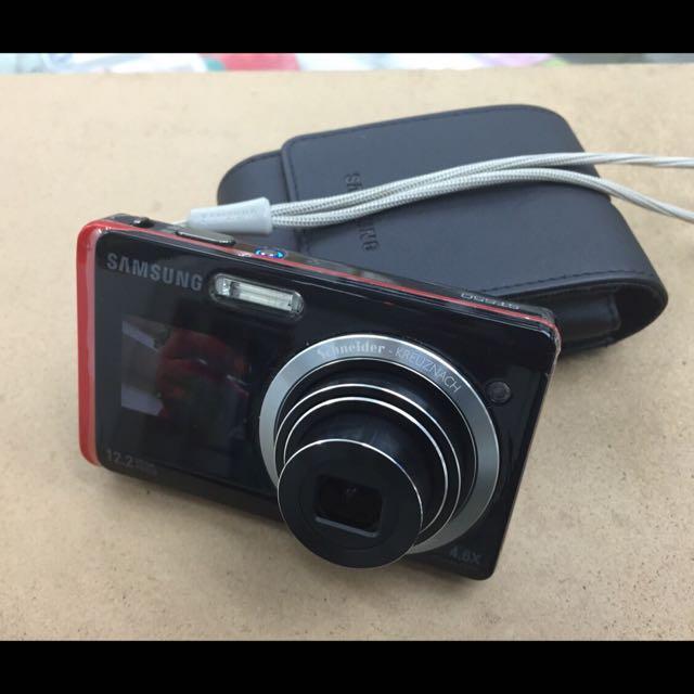 「二手」三星自拍美顏相機ST550~