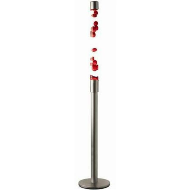 Standing floor lava lamp 14m red furniture on carousell photo photo photo aloadofball Images