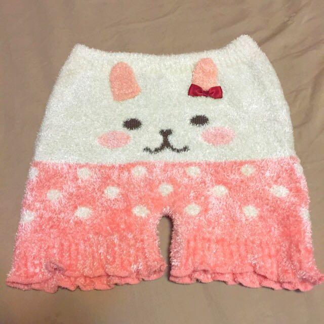 日本Tutunana 可愛居家保暖小褲褲
