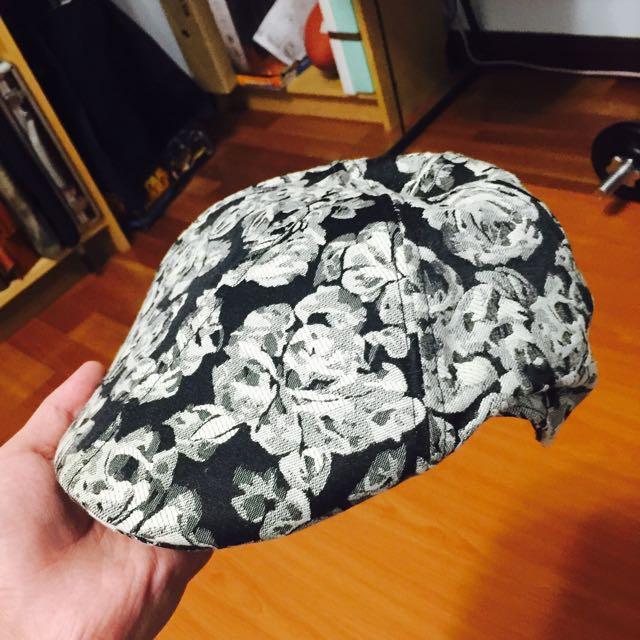 ZARA 畫家帽