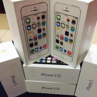 Brand New Apple Iphone 5S - 6