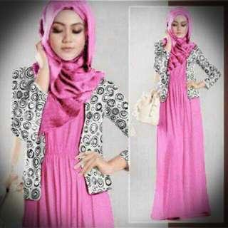 3 IN 1 Hijabi Pink 19