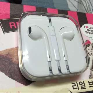 I Phone 全新原廠耳機🎧
