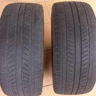 205 45 16 Falken Used Tyre