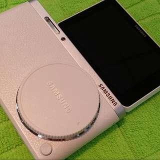 三星 samsung NX MINI 9mm 定焦鏡組(福利品 有輕微刮傷,便宜賣~ 一年三星原廠保固)4