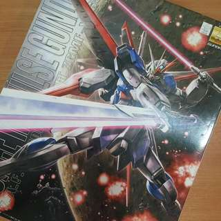 *Reserved* MG Force Impulse Gundam