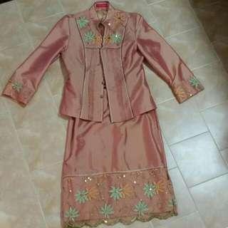 Elegant 2 piece dinner/ formal function suit