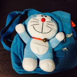 BN Doraemon Harvest Bag