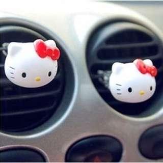 Hello Kitty 風口芳香劑 一組2入