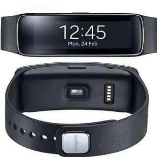 Samsung Gear Fit Mint!