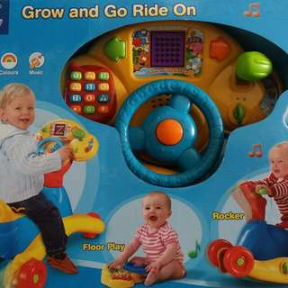 vtech Baby Grow & Go Ride On Toy (Brand New)