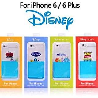 迪士尼水族箱手機殼Iphone6/plus