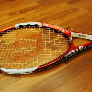 Reserved - Wilson Ncode N5 Force Tennis Racquet