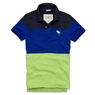 BNWT Abercrombie Polo (size S)