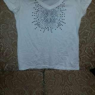 'Kardashian Kollection'-White T-Shirt