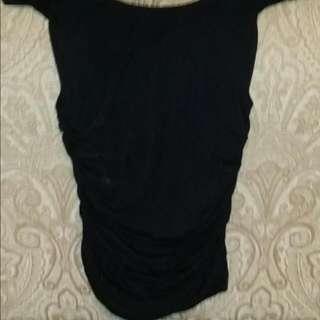Fashion- Black Blouse