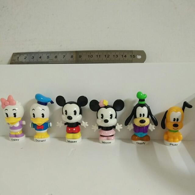 🌟免運🌟迪士尼米奇與好朋友可愛擺飾