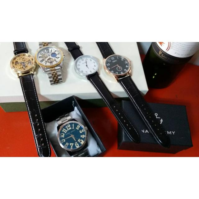 東大門帶回   鏤空錶  機器錶  手錶  歡迎出價 詢價