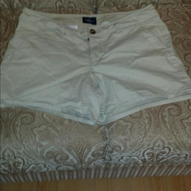 'American Eagle'-Beige Shorts