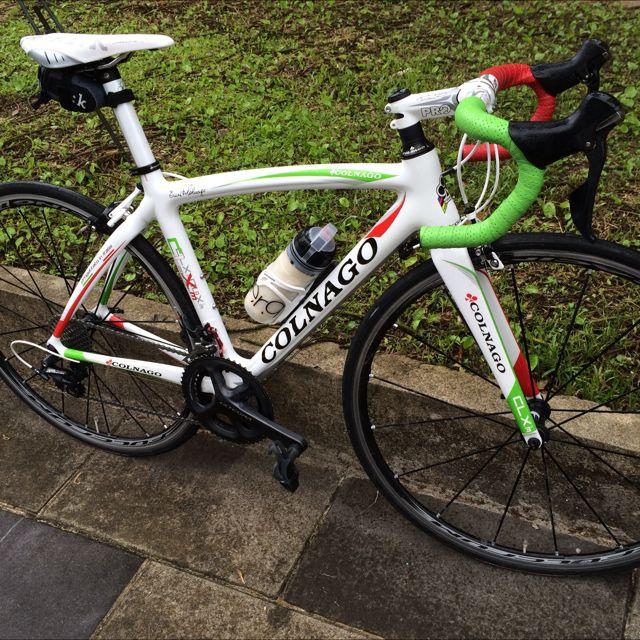 d5ae941ec37 Colnago CLX 3.0 Carbon Fibre Road Bike, Sports on Carousell