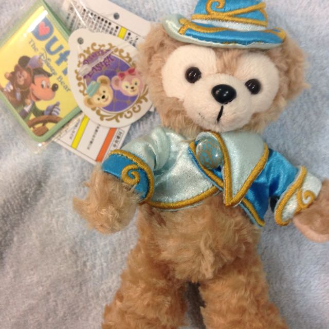 Duffy東京海洋迪士尼帶回~