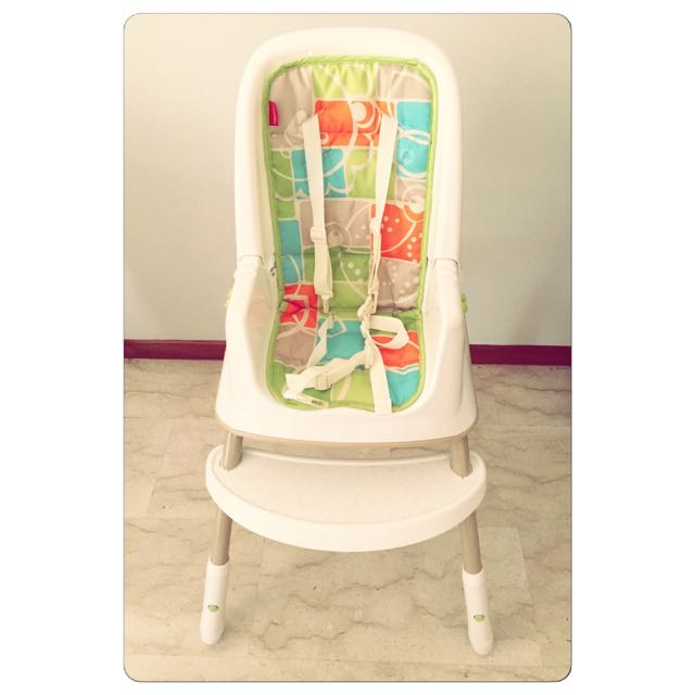 977da0d5c41 Fisher Price - Grow With Me High Chair