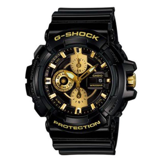 (待匯)G-shock GAC-100