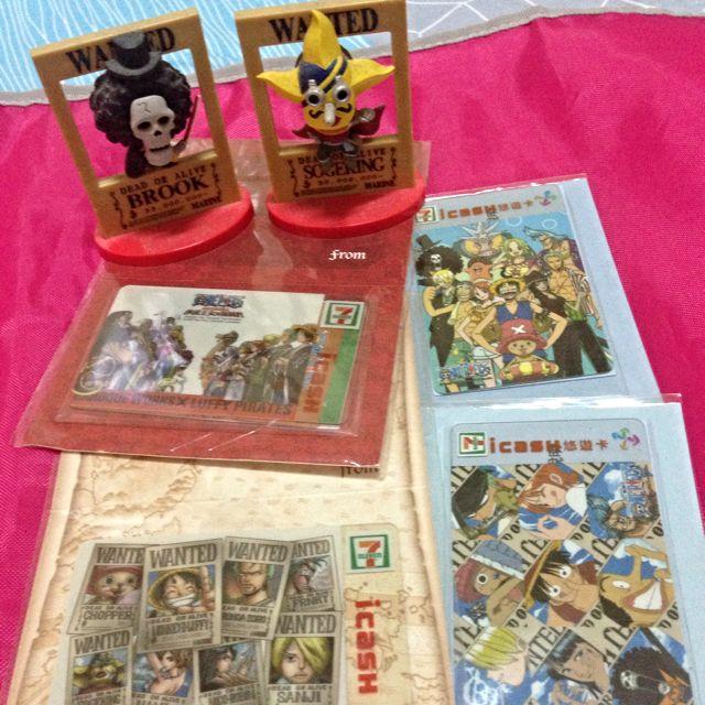 航海王I cash悠遊卡(99、97限量版)