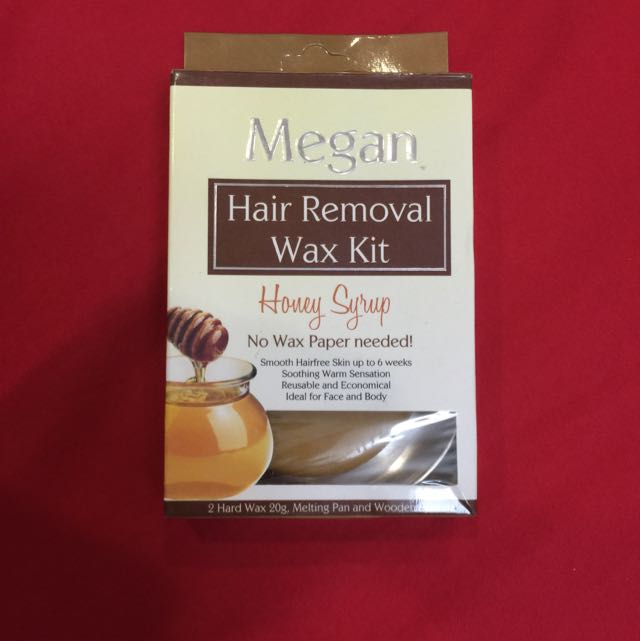 Megan Hair Removal Wax Kit Health Beauty On Carousell