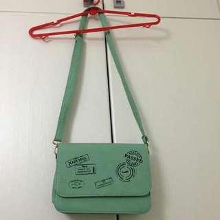 待匯-Tiffany綠小包