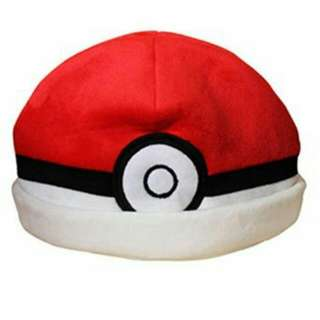New Nintendo Pokemon Pokeball Snow Cap Beanie