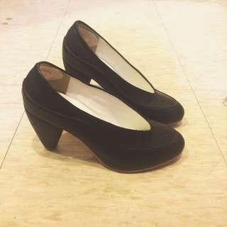 二手 韓版 淺口 跟鞋