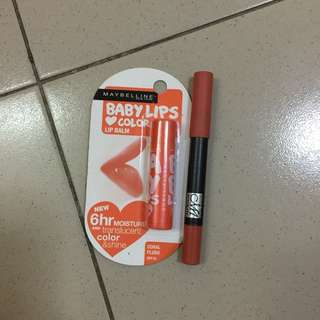 Maybelline Baby Lips Lipbalm And Kissproof 019 Matte Lipstick