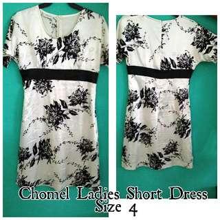 Preloved Chomel Ladies Short Dress