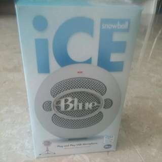 Blue Snowball ICE(reserved )