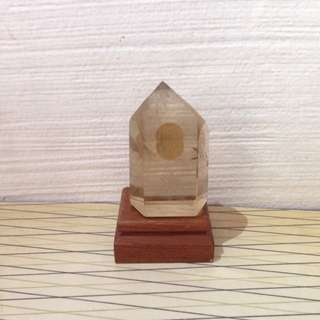 Fengshui Natural Citrine Crystal Quartz 茶晶
